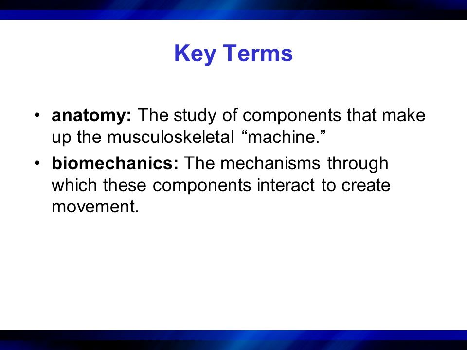 Joint Biomechanics: Concerns in Resistance Training How Can Athletes Reduce the Risk of Resistance Training Injuries.
