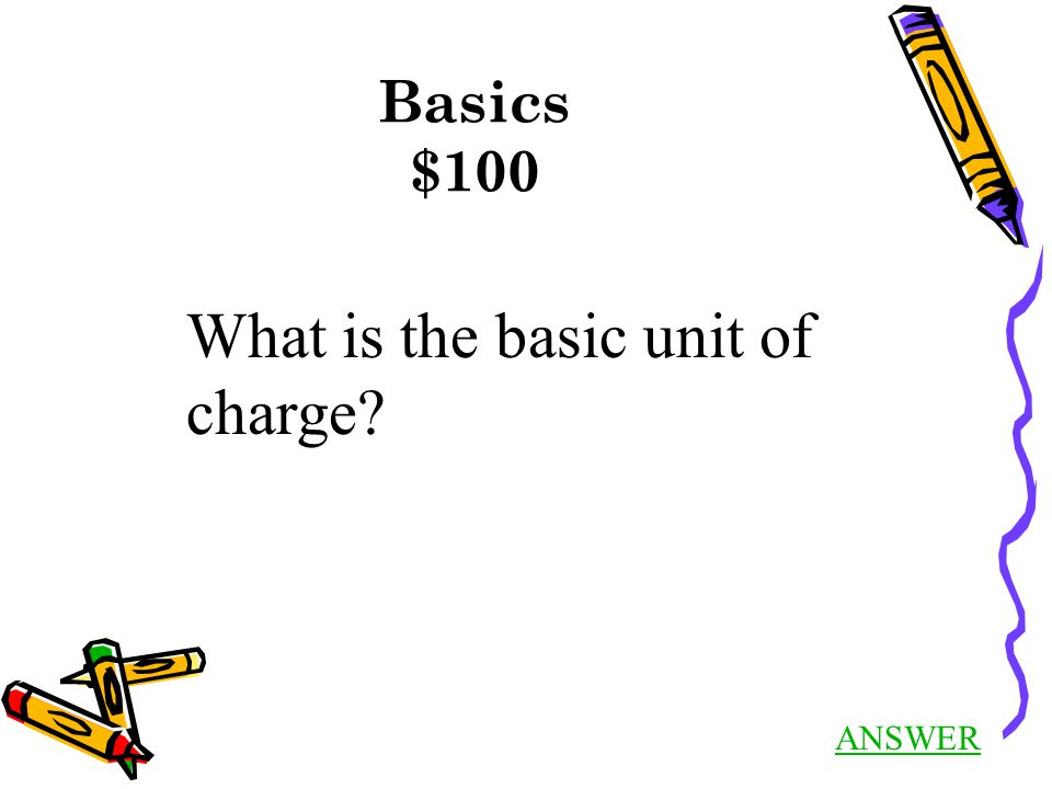 E Field $400 Answer Back to Jeopardy What kind of charge is at the center of this picture.