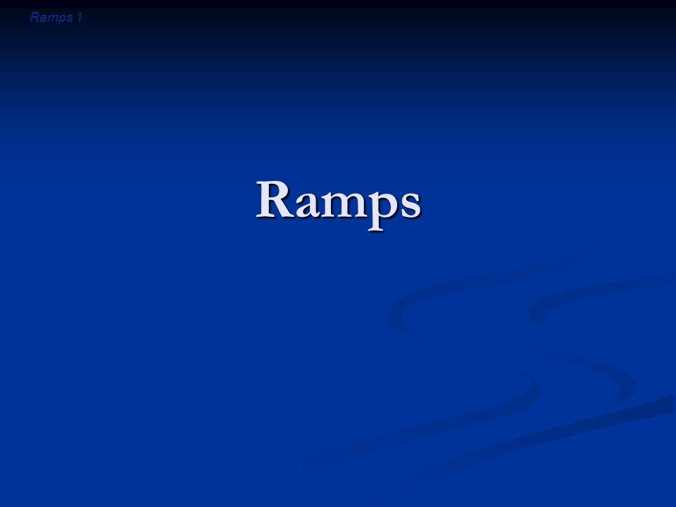 Ramps 22