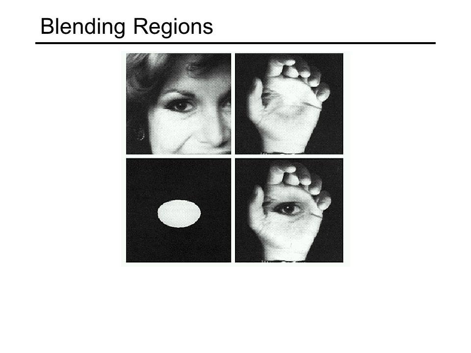 Blending Regions