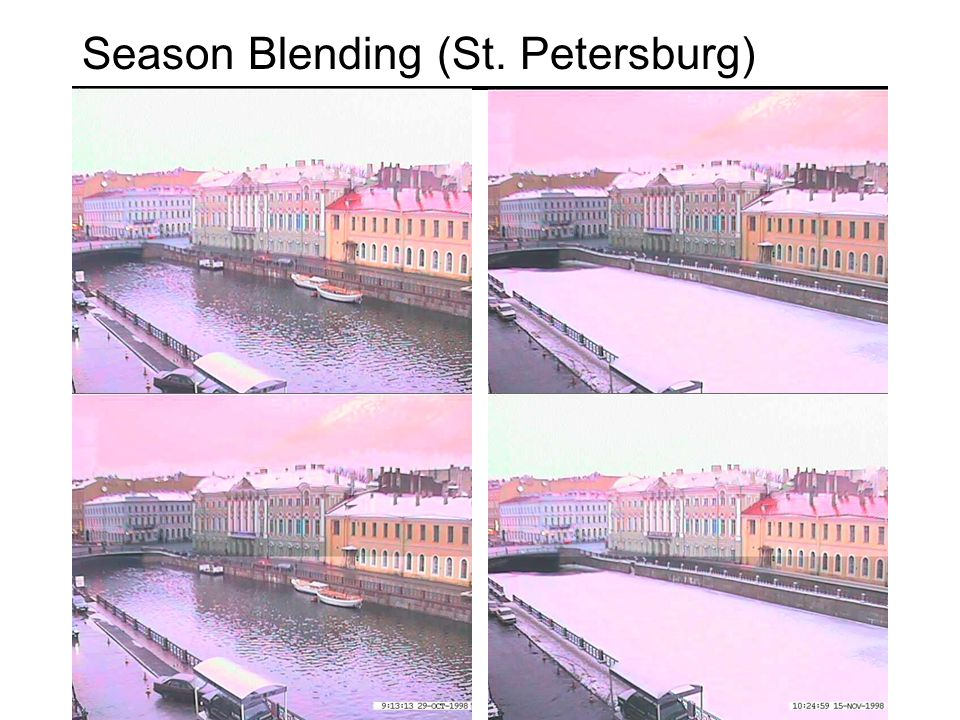 Season Blending (St. Petersburg)