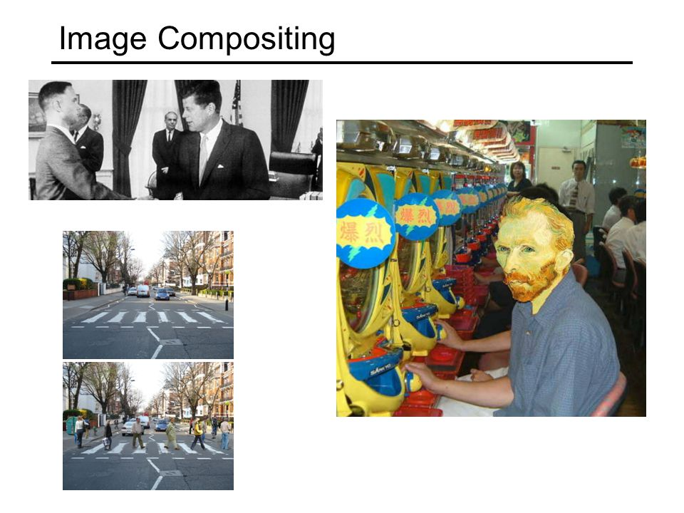 Image Compositing