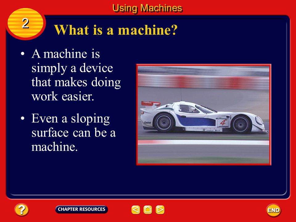 What is a machine.
