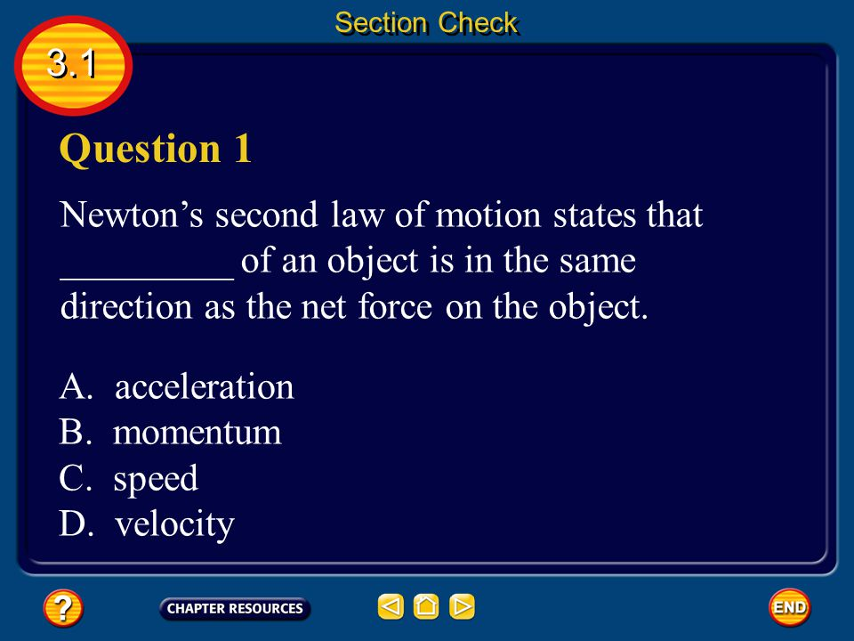 The terminal velocity is the highest speed a falling object will reach. Terminal Velocity 3.1 Newton's Second Law The terminal velocity depends on the