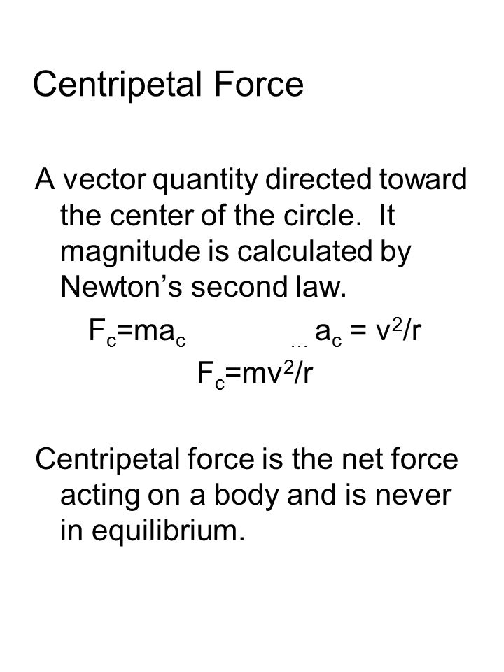Tangential Velocity As an object travels around the circle it's velocity is drawn tangential to the curve.