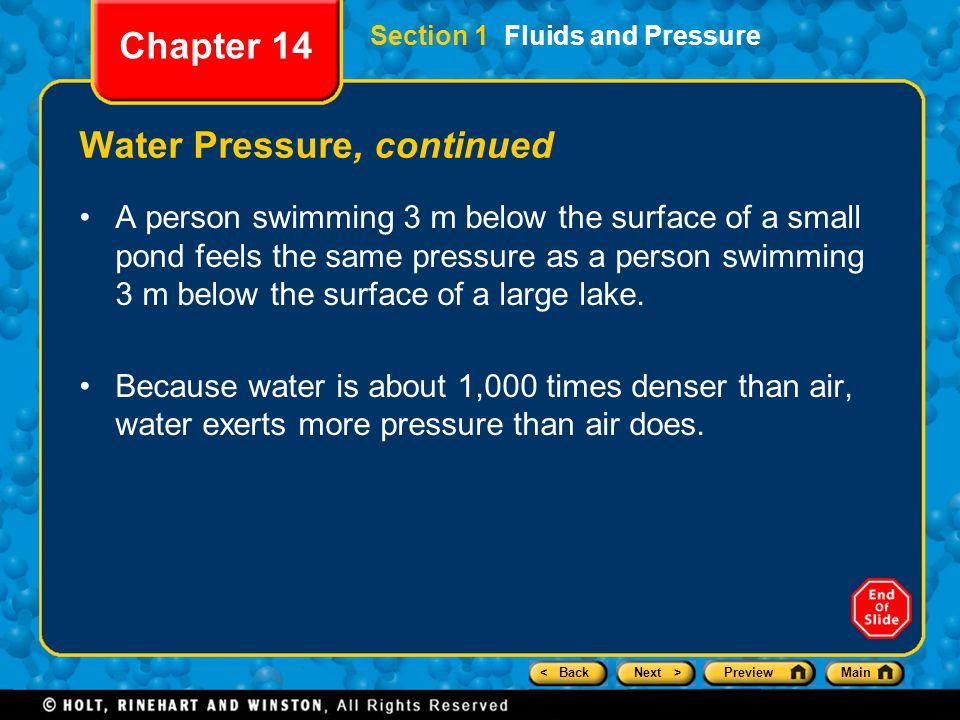 < BackNext >PreviewMain Section 2 Buoyancy and Density Chapter 14 Determining Density, continued To find the volume of an irregular solid, use water displacement.