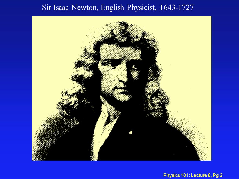 Physics 101: Lecture 8, Pg 12 Conceptual Question: Newton's 3.Law FFFa l Since F m,b = -F b,m why isn't F net = 0, and a = 0 .