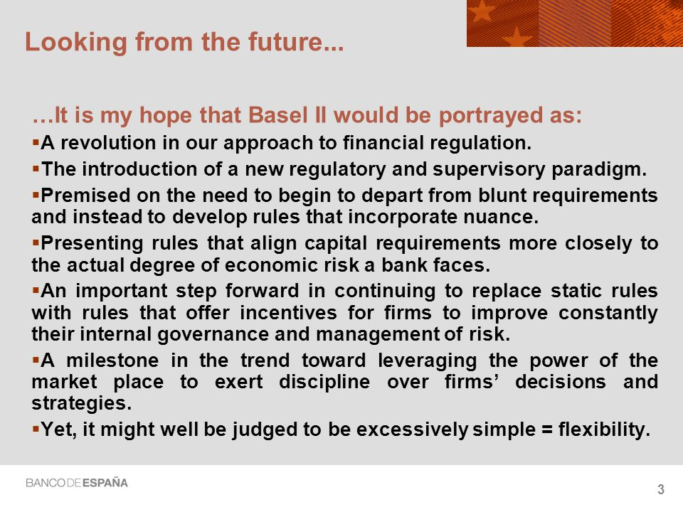 4 Overview I would like to:  Consider the current framework for promoting financial stability.