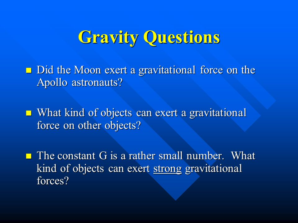 Newton's Law of Universal Gravitation n From Kepler s 3rd Law, Newton deduced inverse square law of attraction.
