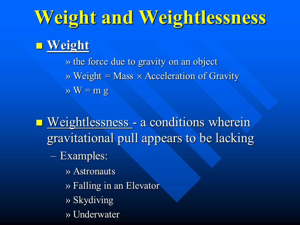 Gravity Questions n If the distance between two objects in space is doubled, then what happens to the gravitational force between them? n What is the