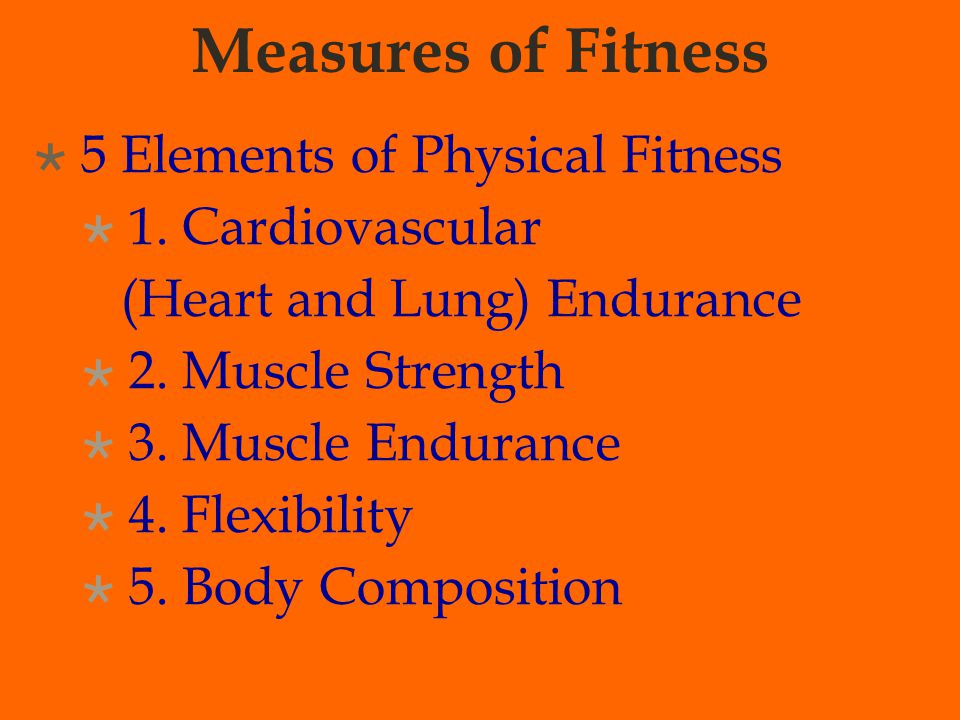 Body Composition  DEFINITION: Shows the amount of fat versus lean mass (bone, muscle, connective tissue, and fluids).