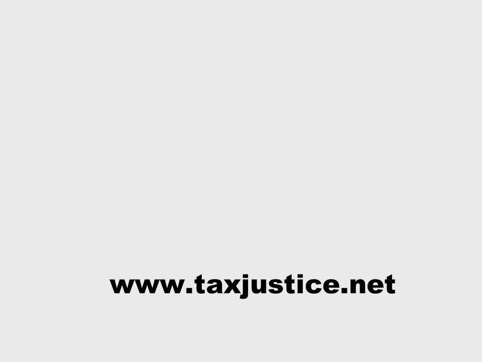 www.taxjustice.net