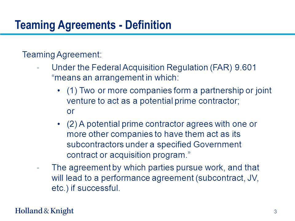 Negotiation & Drafting: Pointers & Checklists Prime Contractors Subcontractors Joint Venture Partners 24