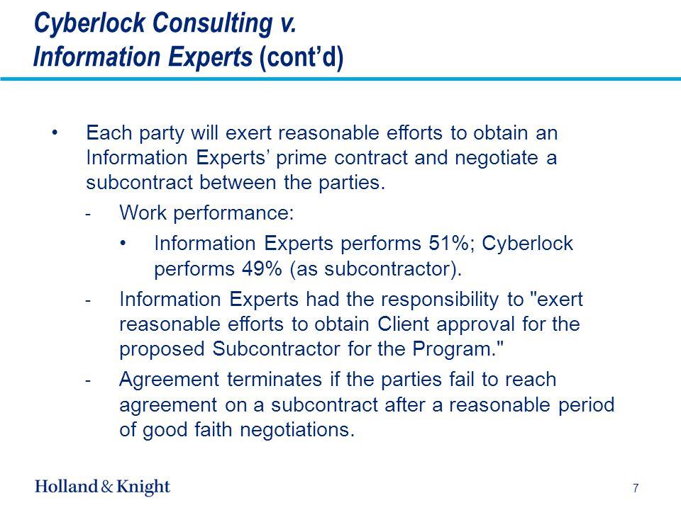 Negotiation & Drafting: Key Issues 18