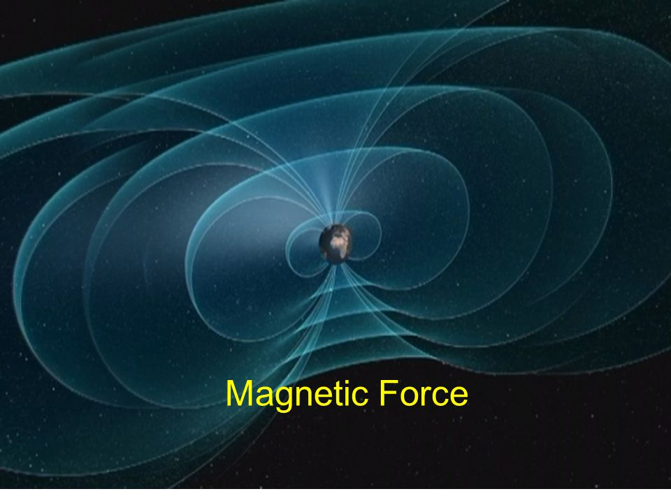 . Strength of Magnetic Force A charged particle moving in a magnetic field experiences a force that is perpendicular to BOTH the particle's velocity and to the magnetic field itself.