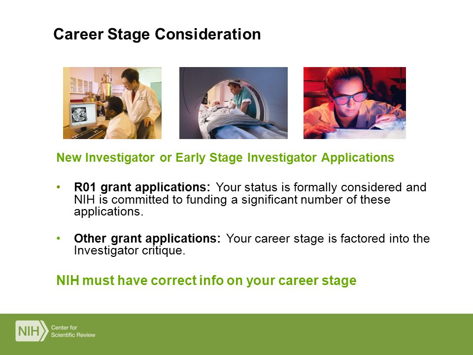Check the Status of Your Application in NIH Commons