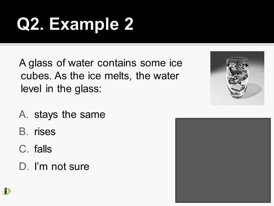Q.A barrel contains three liquids of different densities.