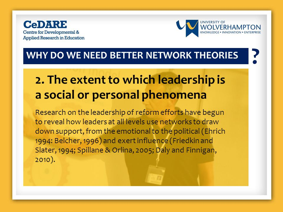 WHY DO WE NEED BETTER NETWORK THEORIES . 2.