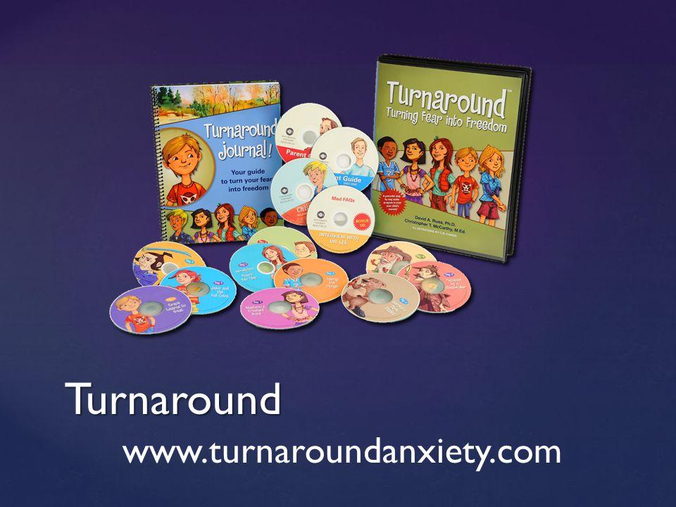 Turnaround www.turnaroundanxiety.com
