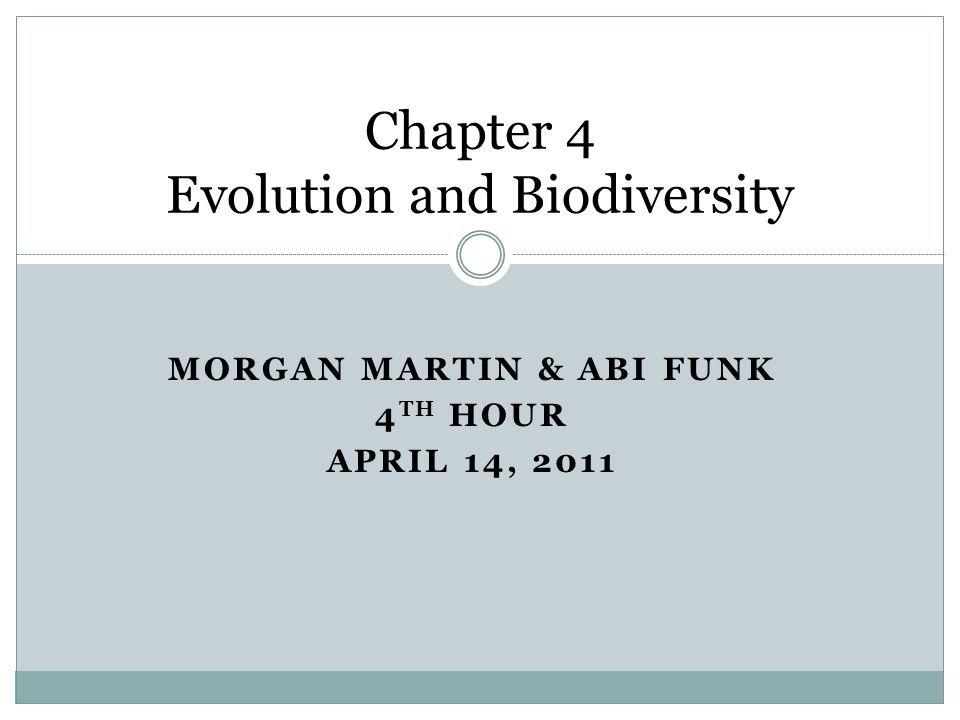 What is biological evolution by natural selection, and how can it account for the diversity of organisms on the earth.