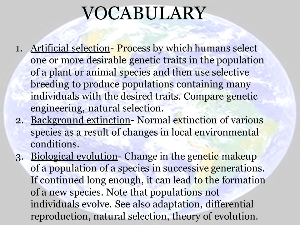 How can geologic processes, climate change, and catastrophes affect biological evolution.