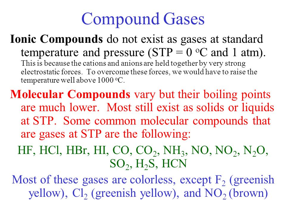When conditions change for P, V, T and n we must use a modified form of the ideal gas equation that includes the final and initial conditions.