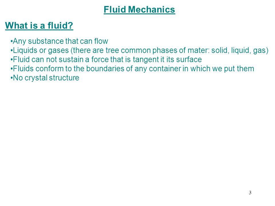 A.Fluid Statics 1.