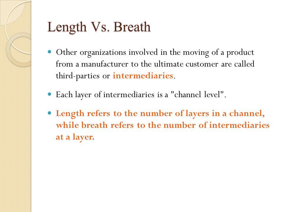 Length Vs.