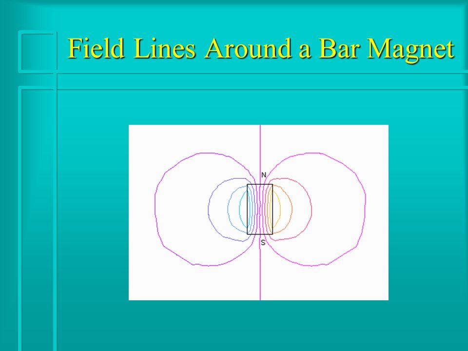 Field Lines Around a Doughnut Magnet