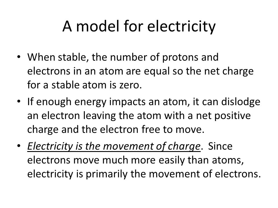 Electric force is affected by distance The force exerted between electric charges is inversely proportional to the square of the distance between them.