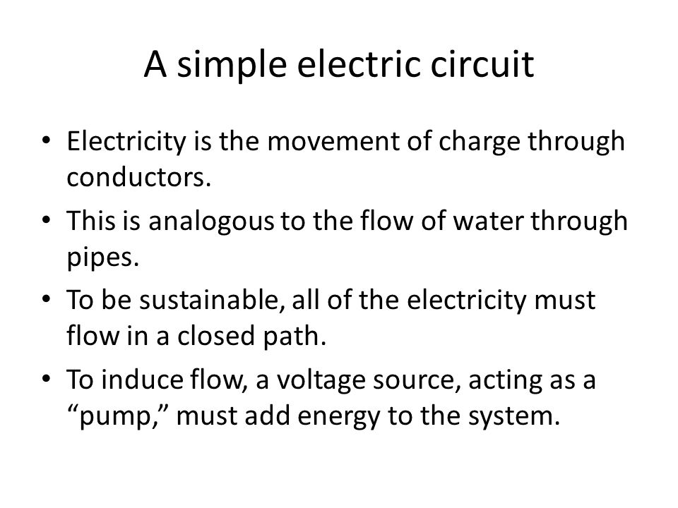 For the students What follows is a series of ideas for early introduction of electricity and magnetism topics.