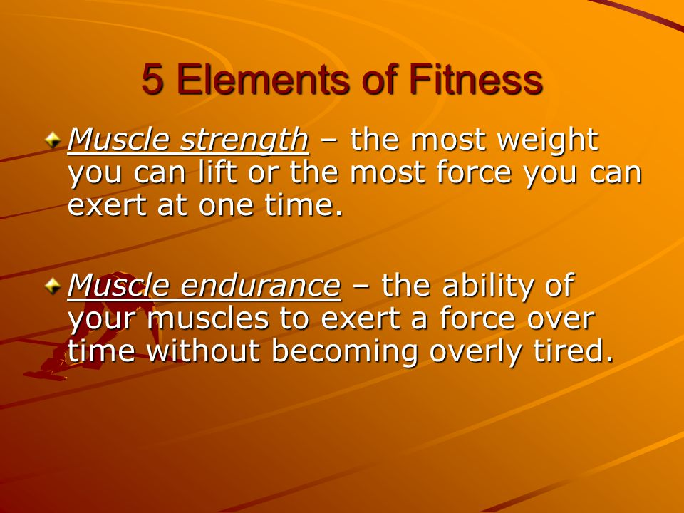 BENEFITS OF BEING PHYSICALLY FIT increases energy – p lowers blood pressure – p improves muscle tone – p provides opportunity to meet new people – s provides opportunities to share common goals – s sharpens alertness – m increases self esteem – m/e reduces stress – m/e What is difference between fit and totally fit