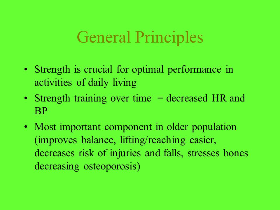 Strength and Metabolism Strength training = muscle hypertrophy Muscle tissue uses energy even at rest Increased muscle mass = increased resting metabolism 1 lb.