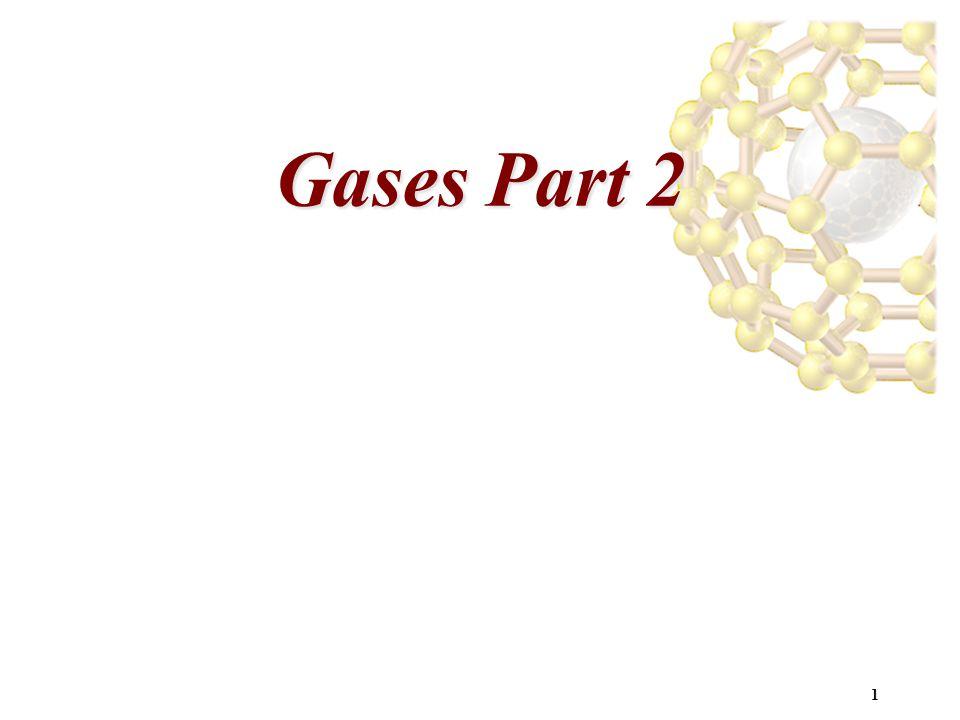 1 Gases Part 2