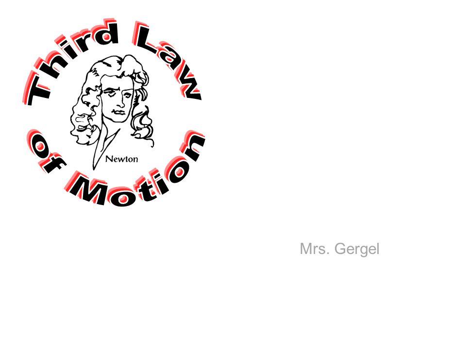 Mrs. Gergel