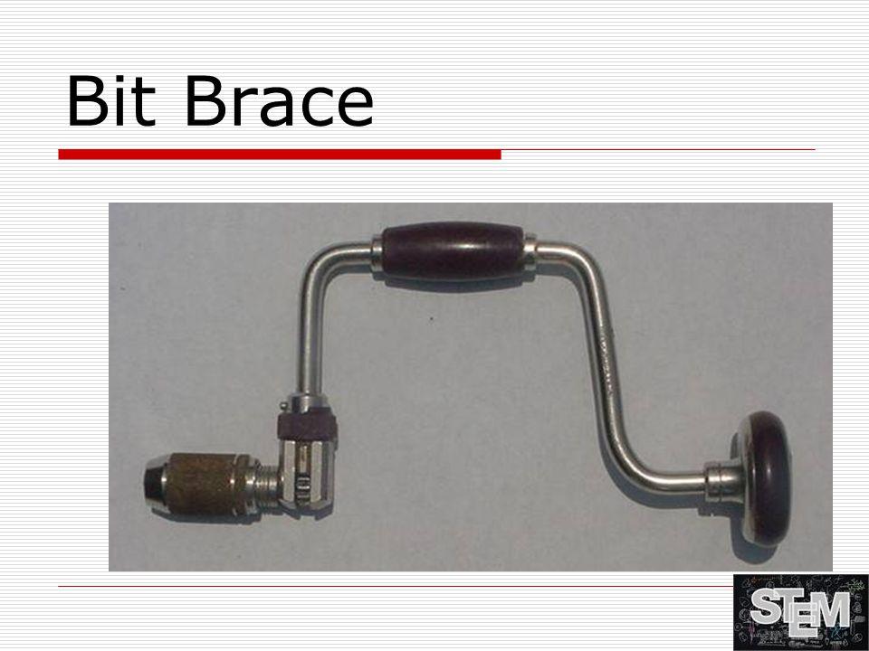 Bit Brace