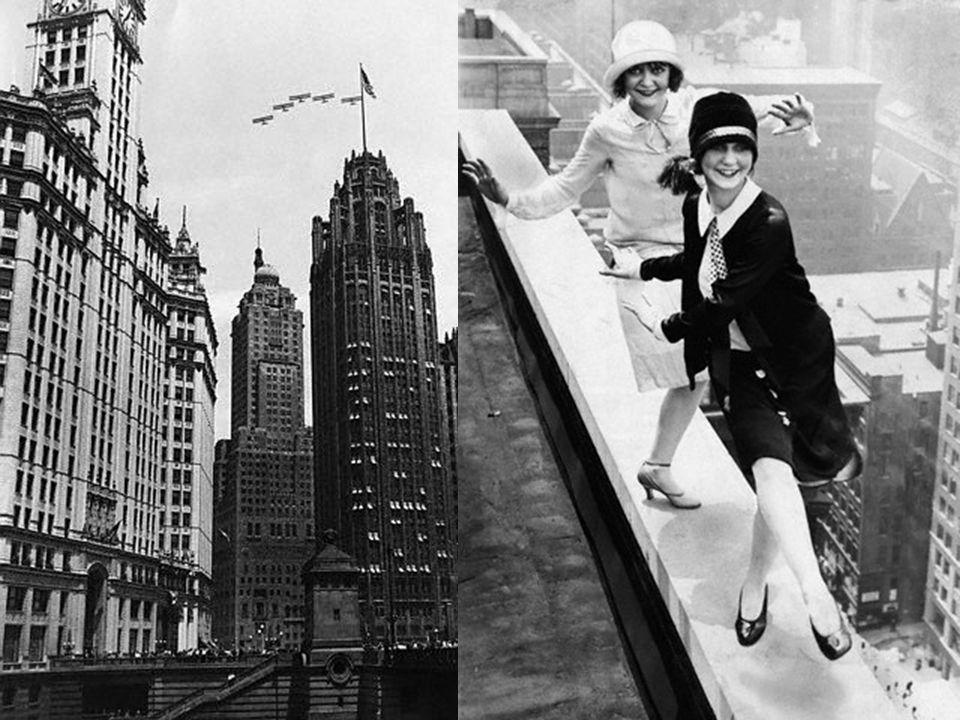 Chicago in 1920s