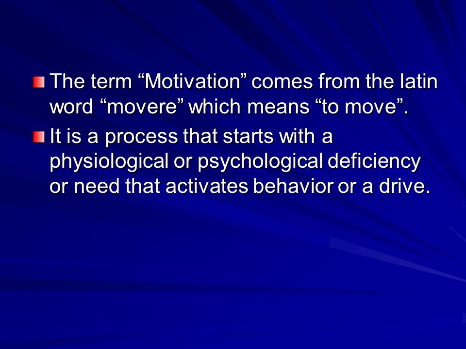 The Motivation-Hygiene Theory / 2 factor theory Motivators Hygiene Factors Traditional View SatisfactionDissatisfaction Satisfaction No Satisfaction No dissatisfaction Dissatisfaction Herzberg's View