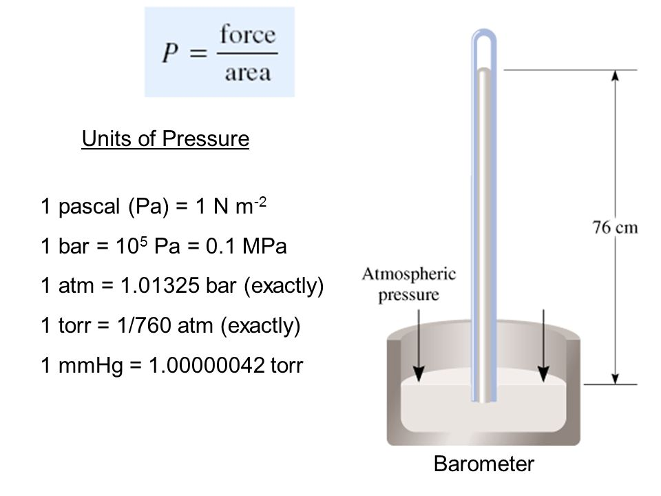 Pressure of a Gas Molecular view in cubic box of length, L. Effect of an elastic collision