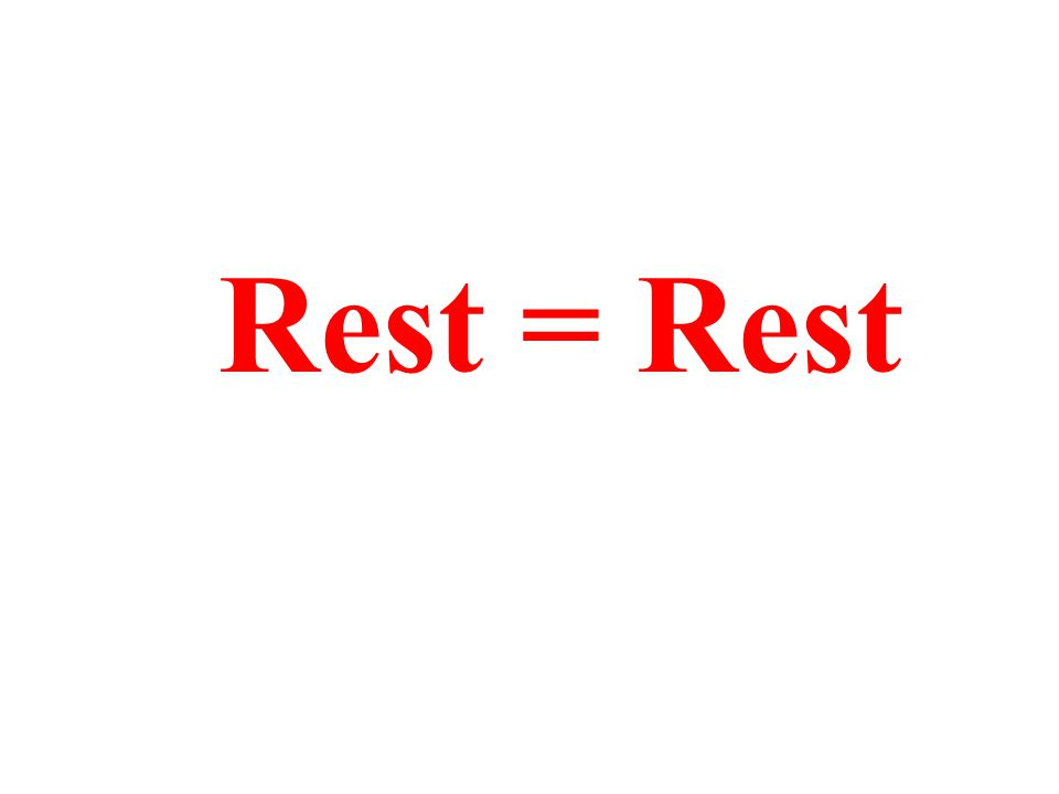 stays at rest unless acted on… by a net force.