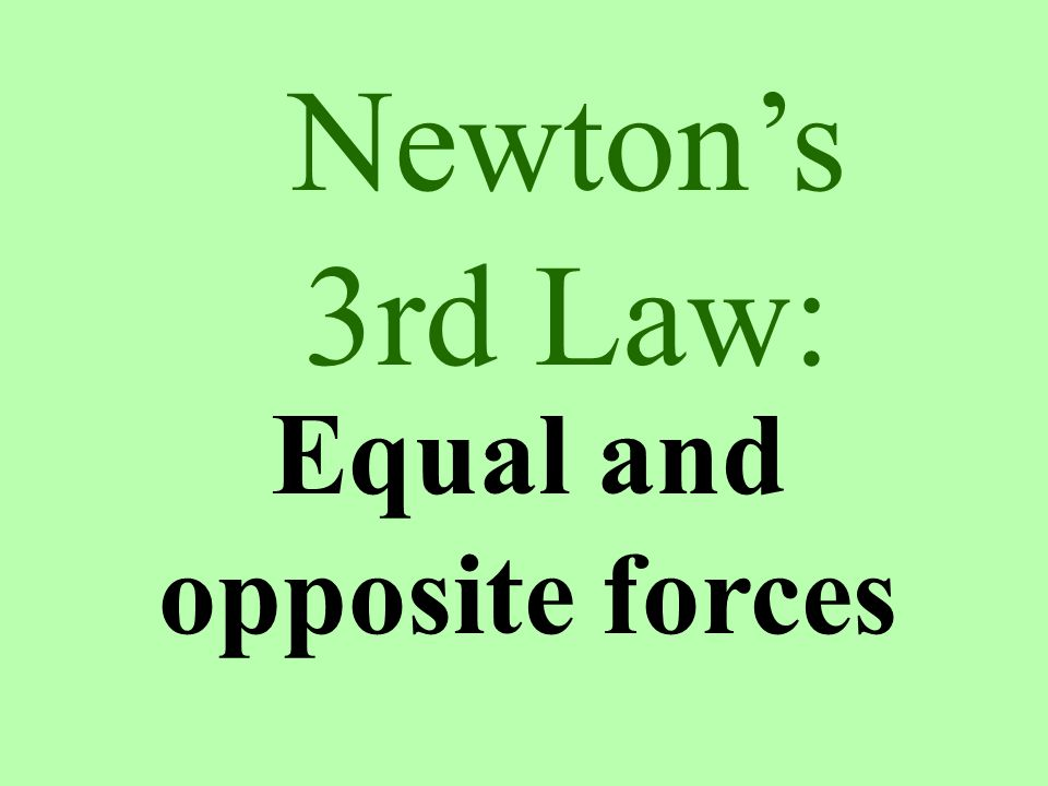 Planes and Newton's Laws!