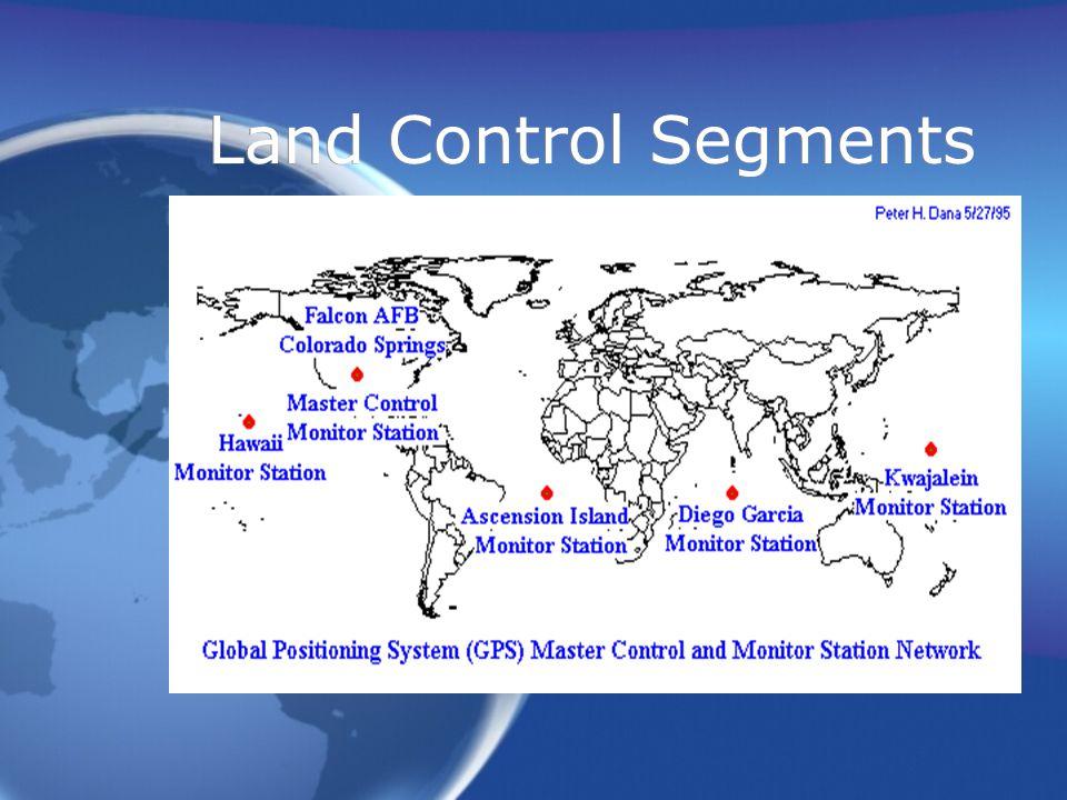 Land Control Segments
