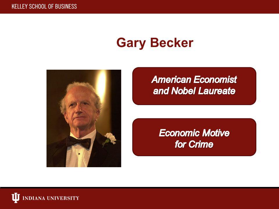 Gary Becker