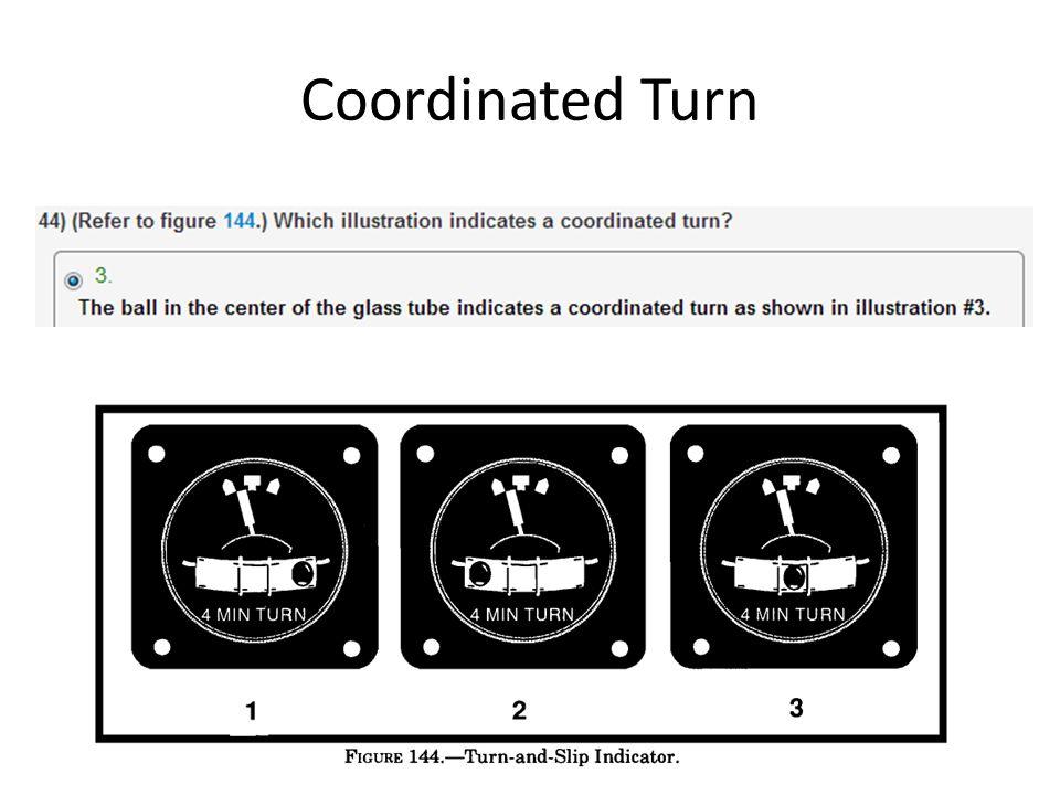Coordinated Turn