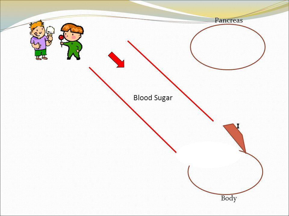 I Pancreas Body Blood Sugar