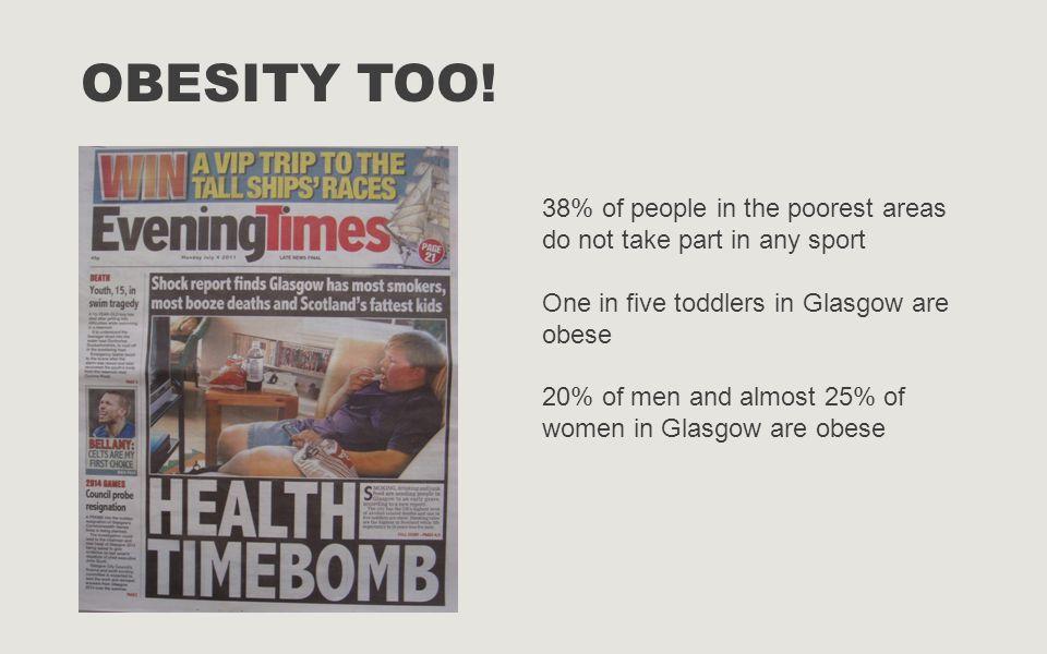 OBESITY TOO.