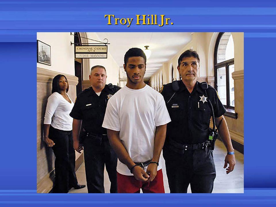 Troy Hill Jr.