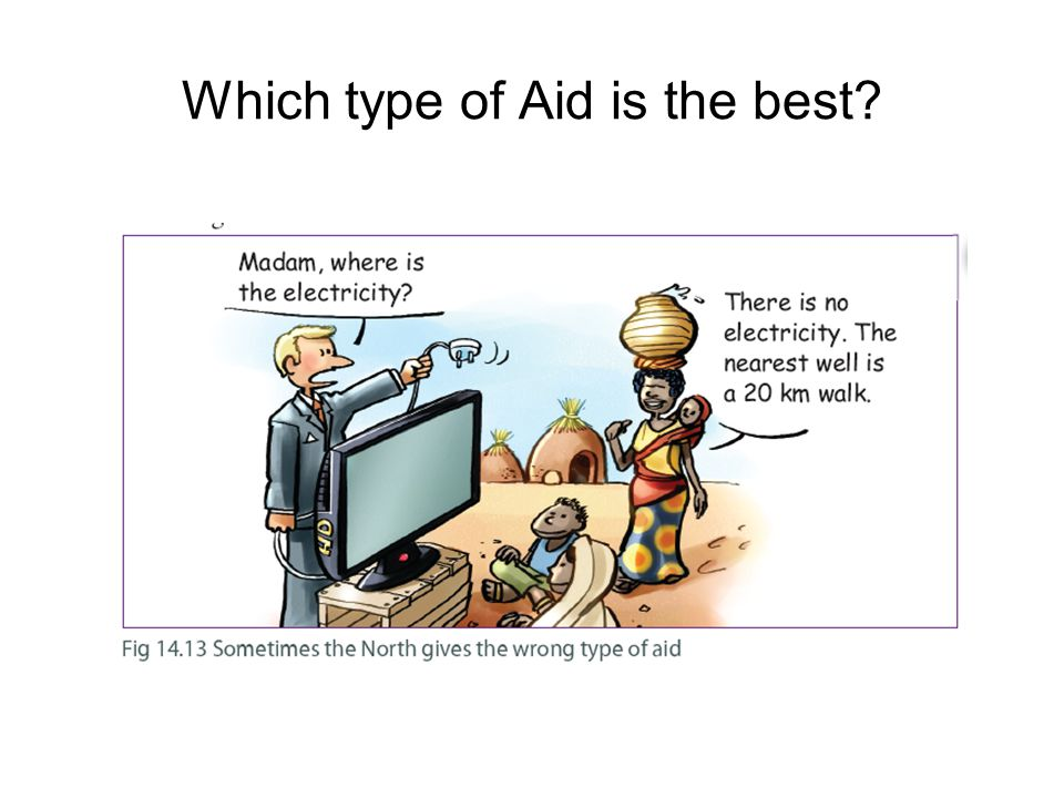 Which type of Aid is the best?