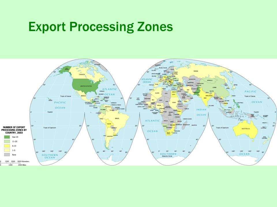 Export Processing Zones