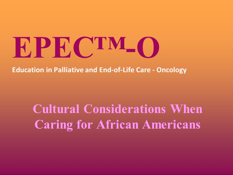 African Americans and Cancer: Incidence Rates per 100,000 SexAfrican American White Male624.0564.3 Female399.1431.1